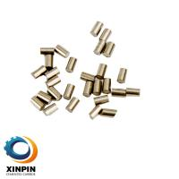 China Professional Cemented Carbide Tips , Carbide Brazing Tips circual saw , band saw Long Time Working Life on sale