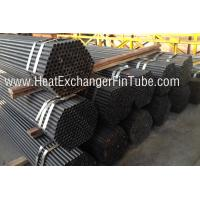 ASTM A210 Boiler carbon steel seamless tube Wall Thickness 0.8mm - 15mm Manufactures