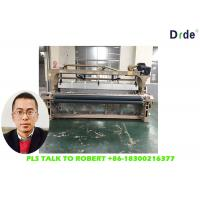 280cm Polyester Bedding Weaving Water Jet Loom Cam Motion Shedding Single Nozzle Manufactures