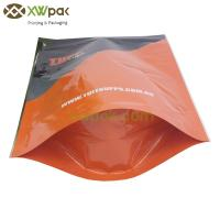 China Custom Printed Stand Up Pouches With Zipper For Coffee Body Scrub Packaging on sale