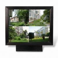 17-inch Professional CCTV LCD Monitor with Built-in VGA/BNC Input, Available in 75 x 75cm VESA Mount Manufactures