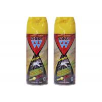 750ml Aerosol Bug Off Spray Insect Mosquito Repellent Spray For Bedroom / Restaurant Manufactures