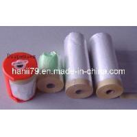 Auto Use Pre-Taped Masking Film Manufactures