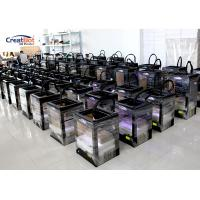 Glass Ceramic Creatbot DX Series 3D Printer With Filament Checking Touch Screen Manufactures