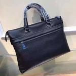 Prada  New fashion, men's briefcase, top floor  Manufactures