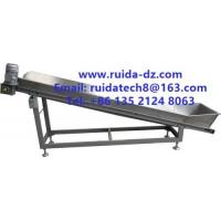 China Conveyor with Lifting Capacity 250kg, industrial food processing equipment on sale