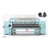 Automatic Industrial Computerized Sewing Machines , Multi Needle Quilt Making Machine Manufactures