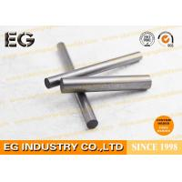 High Density Solid Graphite Rod Crucible Stirring For Electrical Silver Copper Metal Welding Manufactures