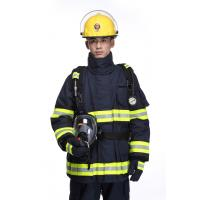 Heat insulation Nomex Fireman Turnout Gear for Firefighting Manufactures