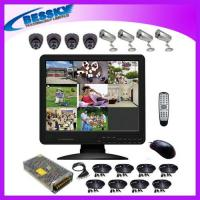 China 8 CH CCTV Camera System LCD Monitor (BE-8708V4ID4CD42) on sale