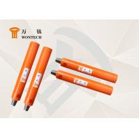 Guaranteed Quality Alloy Steel Rock Blasting Tools Practical Technology DTH Hammer Manufactures