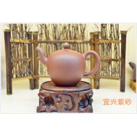 Purple Clay Yixing Zisha Teapot Home Use Eco - Friendly 180ml SGS Certification Manufactures