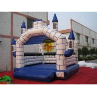 5*5*4m Inflatable Fireproof Castle Bouncer Custom For Kids Manufactures