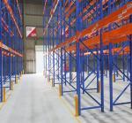 Huichen Warehouse storage selective pallet racks heavy duty adjustable steel store racking Manufactures