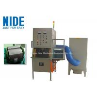 2 Poles stepping motor Stator slot Powder Coating And Recycling Machine Manufactures