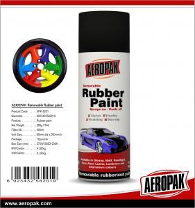 AEROPAK 400ml Rubber Paint for car color change Manufactures