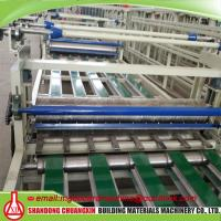 Steel Construction Material Making Machinery For EPS Sandwich Insulated Wall Panel Manufactures