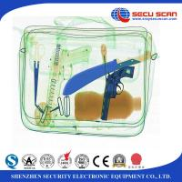 Security Baggage X Ray airport screening machines user-friendly Manufactures