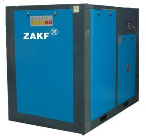 Industrial Use Screw Type Air Compressor , Kompresor Single Stage Air Compressor Customized Voltage