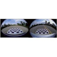 Waterproof Auto Reverse Cameras for Buses and Trucks, 360 Around View Monitoring System, Four-channel DVR Manufactures