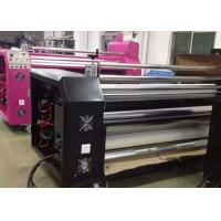 Sublimation Printing Rotary Heat Transfer Machine Rotary Calander Manufactures