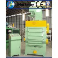 Tumble Belt Automatic Shot Blasting Machine , Steel Shot Machine Wear Resistant Manufactures