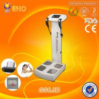 gs6.5b 25 test value high quality body fat analyzer machine for sale Manufactures