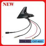 1575.42mhz Auto Gps Antenna , Shark Fin Vehicle Gps Receiver Antenna Manufactures
