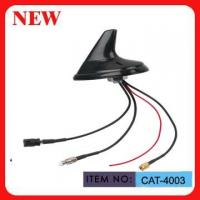 1575.42mhz Auto Gps Antenna , Shark Fin Vehicle Gps Receiver Antenna Manufactures