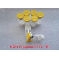 China High Quality Peptides Fat Loss Fragment 176-191 2mg/Vial 221231-10-3 on sale