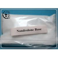 Nandrolone Base / Nandrolone  Raw Steroid Powders for Bodybuilding  CAS 434-22-0 Manufactures