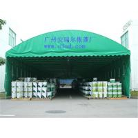 Push pull tent, warehouse push tent, push pull rain shed, galvanized tube push pull tent, stainless steel push pull tent Manufactures