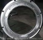 Single Row Slewing Ring Bearings Four Point Contact Ball Slewing Bearing For Radial Load Manufactures