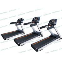 China Motorized Gym Workout Tools / Commerical Exercise Equipment Treadmill 3 - 4.6HP on sale