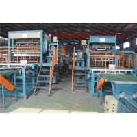 Molded Pulp Egg Tray Machine Fully Automatic For Pulp Molded Products