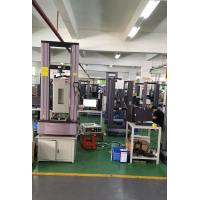 Remote Control Tensile Testing Machine Lab Test Instrument 20kn For Plastic Rubber Manufactures