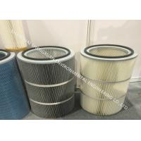 Large Air Flow Big Blue Filter Cartridge For Gas Turbine Suction Compressor Manufactures