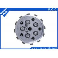 High Performance Center Clutch Assembly , GW250 Suzuki Two Wheeler Spare Parts Manufactures