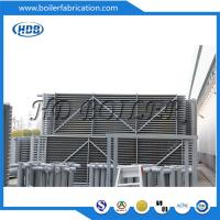 China Horizontal Carbon Steel Pressure Vessel Economizer In Boiler For Power Station on sale