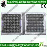 Plastic egg tray mold paper egg tray molding products with CE approval Manufactures