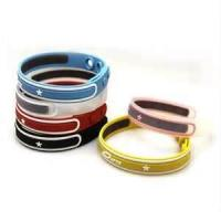 Sport debossed silicon bracelet / silicon wristband / silicon band for Business Gift