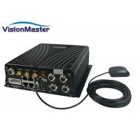 China Sim Card Car Camera Mobile Vehicle Digital Video Recorder 4ch 3G With HDMI Input on sale