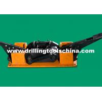 Simple Structure Core Drill Accessories , Steel Safety Foot Clamp Drilling Manufactures