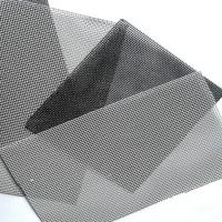 Invisi Gard 316 Stainless Steel Wire Mesh ScreenInsect Security Black Color Manufactures