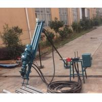 High Efficiency DTH Drilling Rig Machine Bracket Type For Blasthole Drilling Manufactures