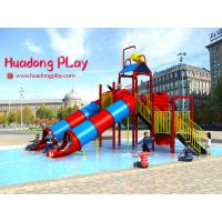 Popular Water Playground Equipment , Swimming Pool Commercial Water Park Equipment Superior Manufactures