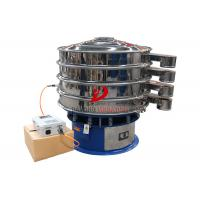High Accuracy Ultrasonic Vibration Screen Machines  for Super Fine Material Manufactures