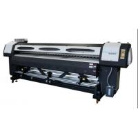 High Performance Sheet Metal Inkjet Printing Machine 3.2M Print Width Manufactures