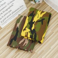 China Wholesale Twill Cotton Polyester Spandex Camouflage Fabric For Garment on sale
