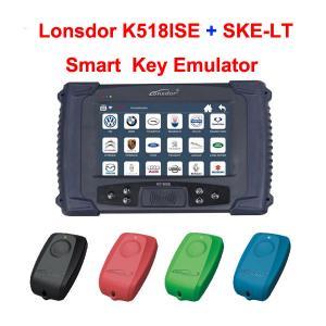 Buy cheap 100% Original Lonsdor K518ISE Key Programmer Plus SKE-LT Smart Key Emulator 4 in 1 set from wholesalers